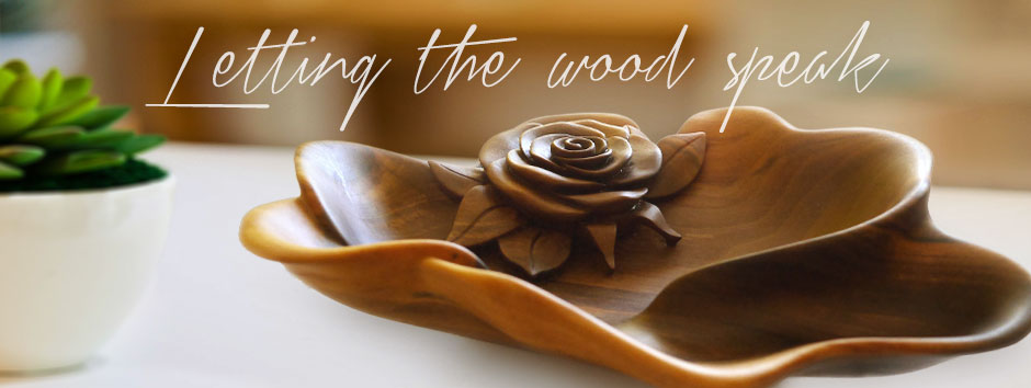 <h1>Letting the Wood Speak</h1>